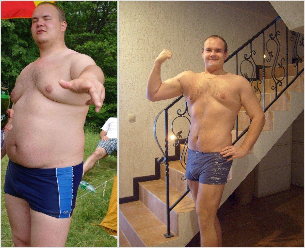 Как мужчине похудеть на 10 кг